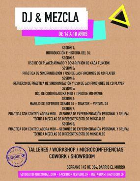 DJ&mezcla-programa